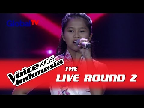 "Morie ""Send My Love"" I The Live Rounds I The Voice Kids Indonesia GlobalTV 2016"