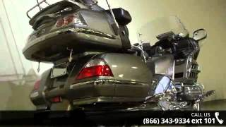 9. 2006 Honda Gold Wing Audio / Comfort  - RideNow Powerspor...