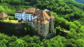 La Petite-Pierre France  city pictures gallery : Route des châteaux et cités fortifiées d'Alsace - La Petite Pierre