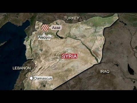 Τουρκικοί βομβαρδισμοί κατά Κούρδων στη συριακή μεθόριο
