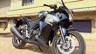 4. #Bikes@Dinos: Honda CBR250R 2016 Test Ride, Walkaround Review, Exhaust Note