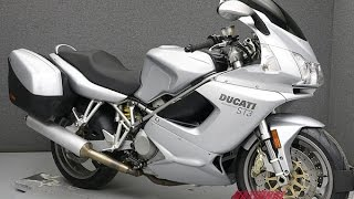 7. 2004  DUCATI  ST3 - National Powersports Distributors