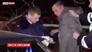 ЭКСКЛЮЗИВ ! Пьяный водитель сломал позвоночник инспектору ДПС в Челябинске.  LIFE NEWS