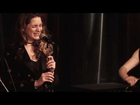 "Martina Bárta & David Friedman ""How Insensitive"", feat. Maria Reich / A-trane Berlin"