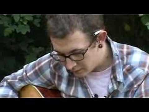BBCCollective - micah p hinson in intimate acoustic performance. love it.