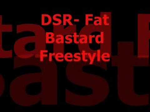 dsr - Solo Fat Bastard freestyle. True Dallas Talent.