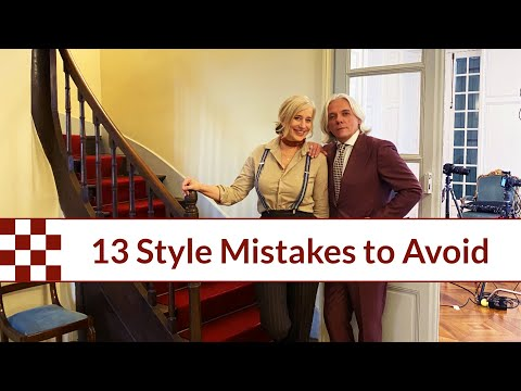 13 Style Mistakes You Should Try To Avoid