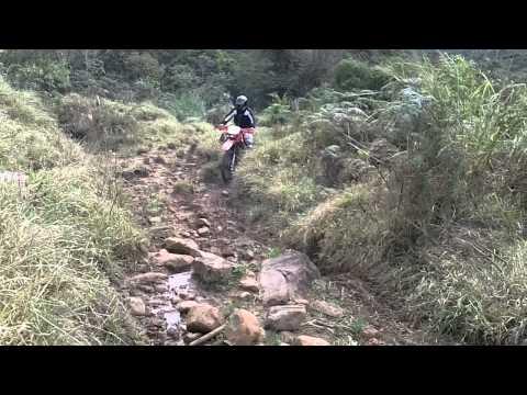 trilha São Jerônimo da Serra 21-08-2011