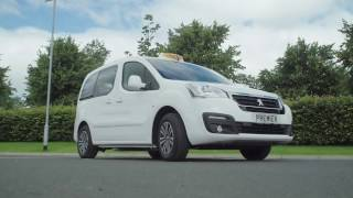 Peugeot Premier™ Wheelchair Accessible Taxi