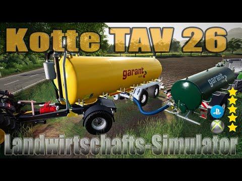 Kotte TAV 26 v1.0.0.0