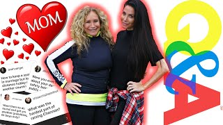 MY MOMS HONEST THOUGHTS ABOUT ME (MOM Q&A) #WithMe by Channon Rose