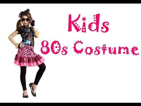 Diva, Rocker and Rapper Costumes for Kids