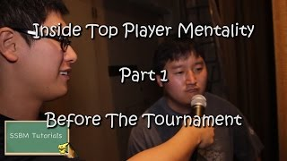 Inside Top Player Mentality Part 1 – Before The Tournament