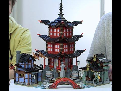 LEGO Ninjago - Airjitzu temploma