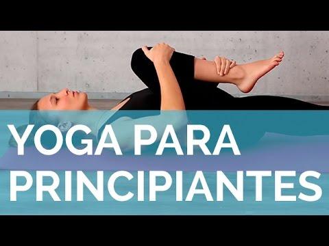 Yoga para principiantes.