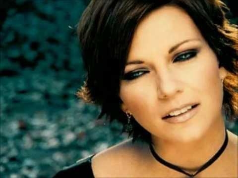 """Martina McBride- """"Concrete Angel"""" w/lyrics"""