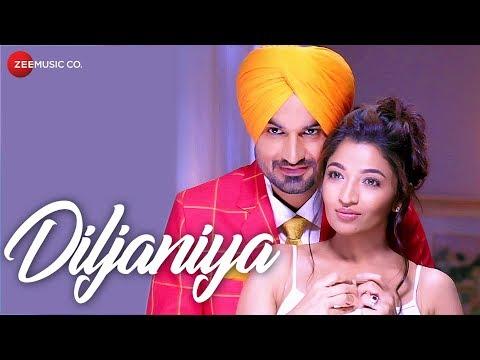 Diljaniya -Music Video | Anusha Jain | Kuldeep Sin
