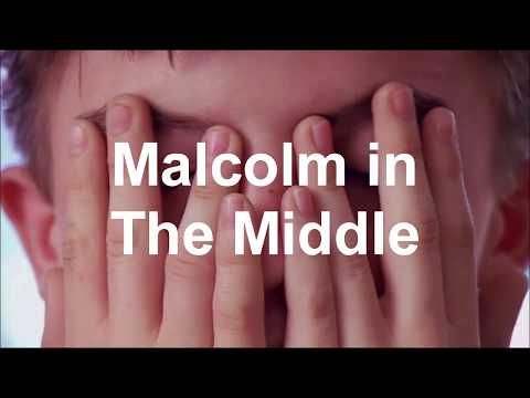 Malcolm In The Middle Opeing Intro My Edited Season 4 - 7 (With Names)