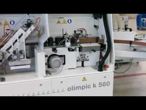 olimpic k 560 élzáró gép