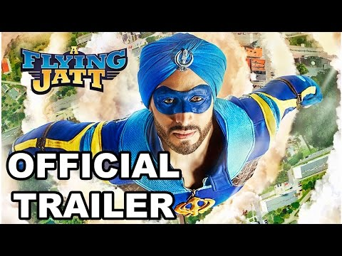 A Flying Jatt | Official Trailer | Tiger Shroff, Jacqueline Fernandez And Nathan Jones