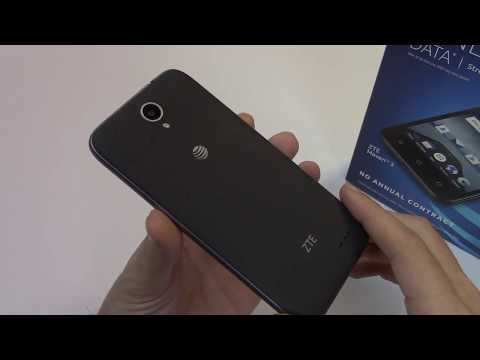 ZTE Maven 3 Hands On Review