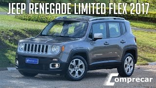 Ver o vídeo Jeep Renegade Limited Flex 2017
