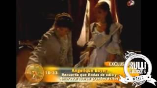 Sebastin Rulli y Angelique Boyer esta confirmado que sern los protagonistas de Bodas de Odio ,y esto comento Angelique Boyer...