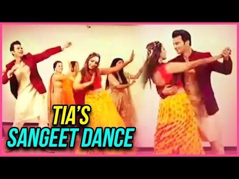 Navina Bole aka Tia From Ishqbaaz SANGEET Dance