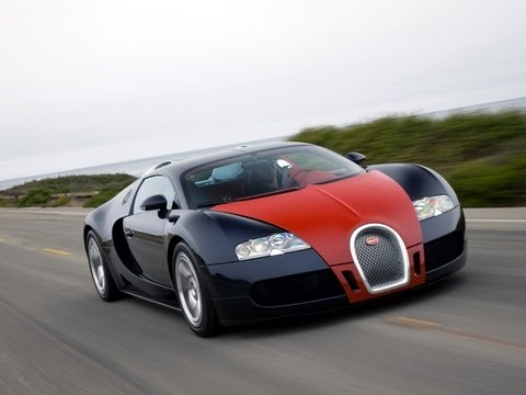 Top Gear 2014 – Jeremy Clarkson Bugatti Veyron Review
