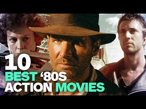 The 10 Best '80s Action Movies - Thời lượng: 5 phút, 48 giây.
