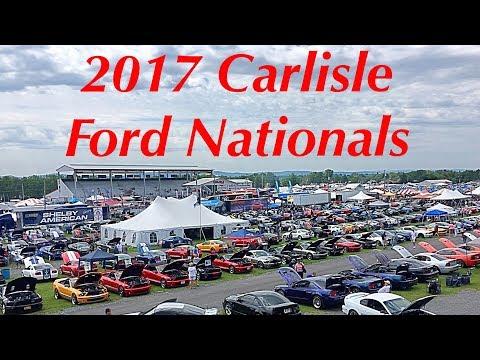 Carlisle Ford Nationals 2017