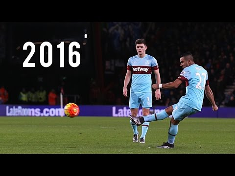 Amazing Football Free Kicks 2016 | HD