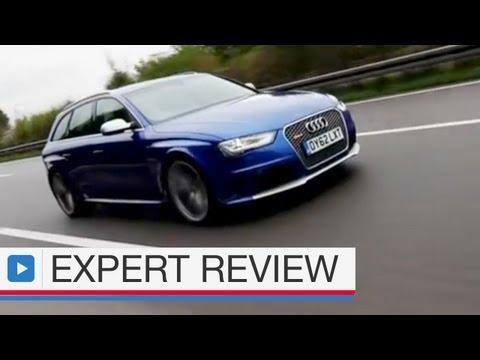 Audi RS4 Avant esate expert car review