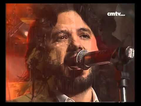 Jorge Rojas video Mía - CM Vivo Octubre 2005