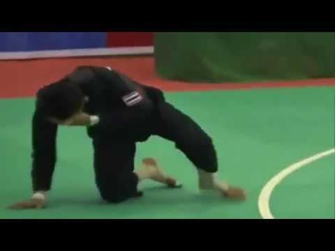 SEA Games 26 – Clip Pencak Silat Indonesia vs. Thailand Full
