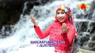 Elly - Sholaatuminalloh Wa Alfa Salaam  [OFFICIAL]