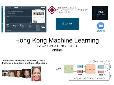 Hong Kong Machine Learning Meetup Season 3 Episode 3 - Talk 1