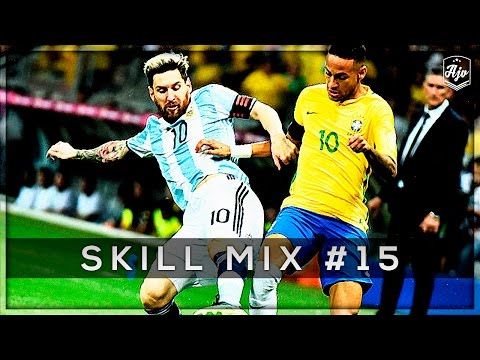 Insane Football Skills 2017 - Skill Mix #15   1080p   HD