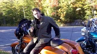 6. First Ride - 2014 FLHX Street Glide Harley Davidson