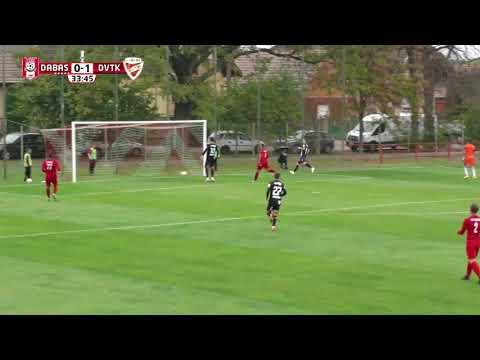 Florent Hasani (FC Dabas - DVTK, MK 7. forduló)