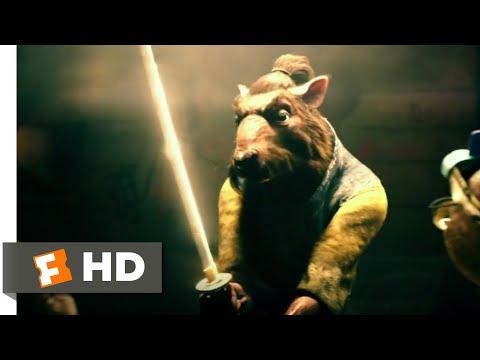 Teenage Mutant Ninja Turtles (2014) - Turtle Origin Story Scene (3/10)   Movieclips