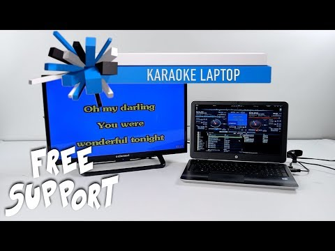 Laptop Karaoke System | BEST Karaoke System | Karaoke Software | Lightyearmusic (800) 557-7464 ✅