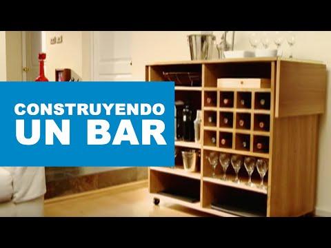 ¿Cómo construir un bar?