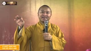 Bí quyết hạnh phúc theo đức Dalai Lama - TT. Thích Nhật Từ