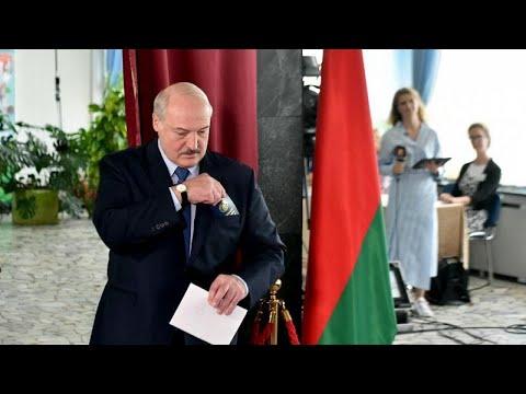 Λευκορωσία: Νίκη Λουκασένκο με 80%