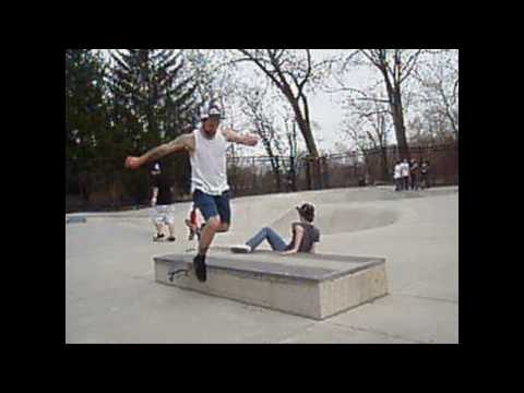 Fort Wayne Skatepark - Caleb Smith