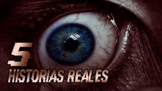 Top 5 HISTORIAS REALES que No Podrás Creerte!