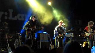 Oh No Ono perform in Oslo, Norway during by:larm 2010
