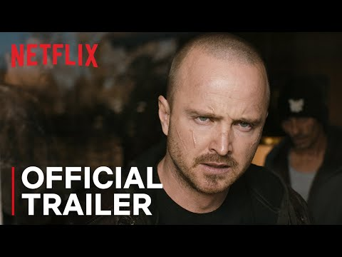 El Camino: A Breaking Bad Movie | Official Trailer | Netflix