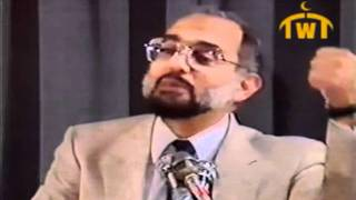 Download Lagu The Holy Quran: Word Of God Or Word Of Muhammad? - Dr. Jamal Badawi V.S. Dr. Anis Shorrosh Mp3